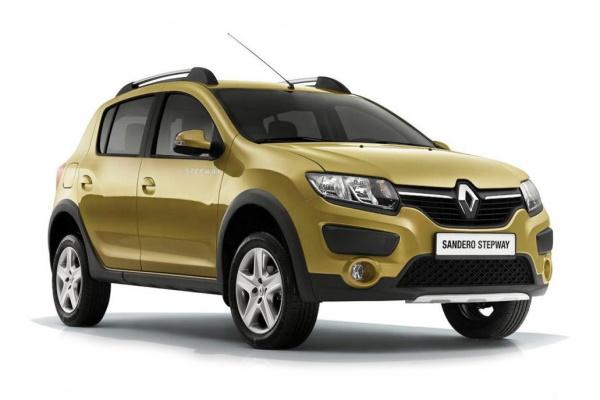 Renault Sandero Stepway II (B8) Hatchback