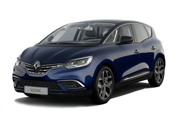 Renault Scenic wheels and tires specs icon