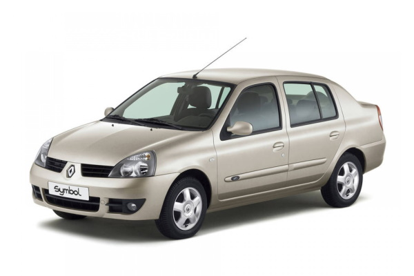 Renault Symbol wheels and tires specs icon