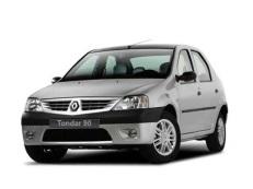 Renault Tondar wheels and tires specs icon