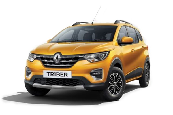 Renault Triber wheels and tires specs icon