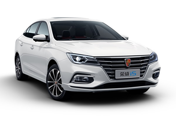 Roewe i5 wheels and tires specs icon