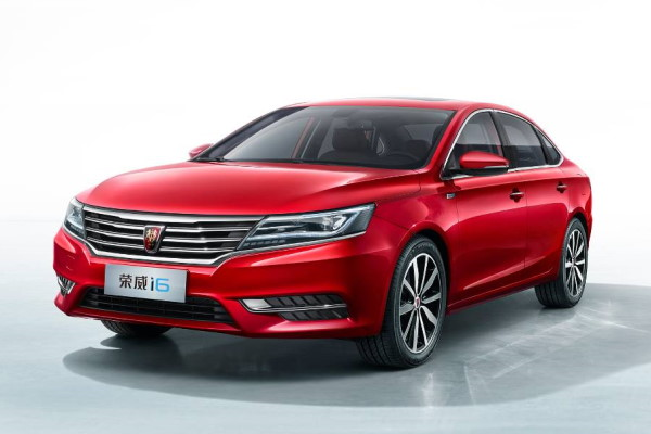 Roewe i6 wheels and tires specs icon