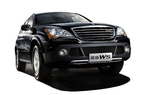 Roewe W5 wheels and tires specs icon