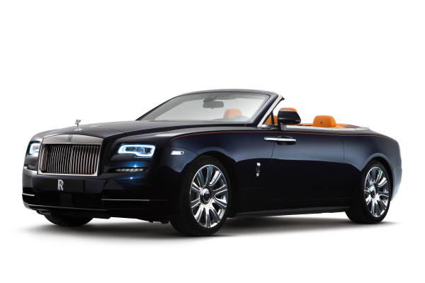 Rolls-Royce Dawn wheels and tires specs icon