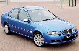 Rover 45 Restyling Saloon