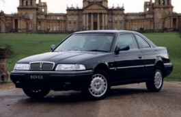 Rover 800 Restyling Coupe