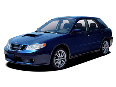 Saab 9-2x wheels and tires specs icon