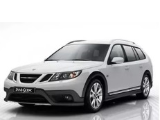Saab 9-3x wheels and tires specs icon