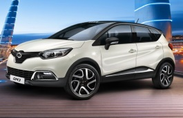 Renault Samsung QM3のホイールとタイヤスペックアイコン