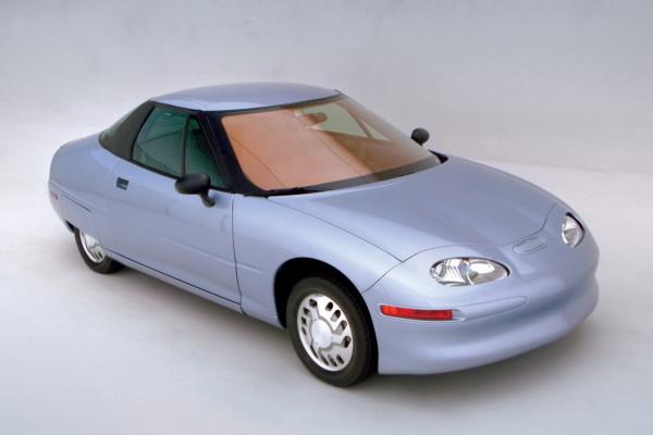 Saturn Ev1 I Coupe