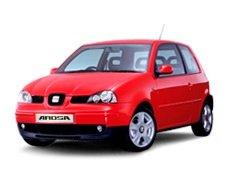 Seat Arosa wheels and tires specs icon