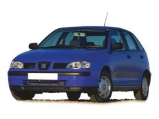 Seat Ibiza wheels and tires specs icon