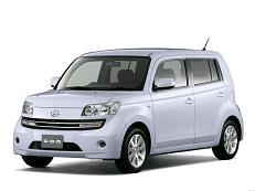 Daihatsu Coo wheels and tires specs icon