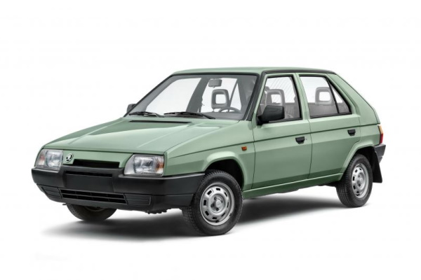 Skoda Favorit wheels and tires specs icon