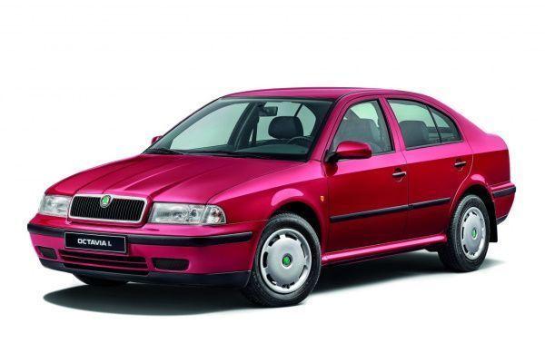 Автомобиль Skoda Octavia Mk1 A4 (1U) EUDM, год выпуска 1996 - 2004
