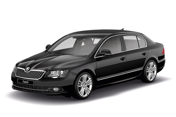 Skoda Superb wheels and tires specs icon