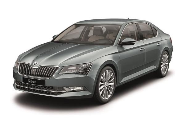 Автомобиль Skoda Superb III B8 (3V) EUDM, год выпуска 2015 - 2019