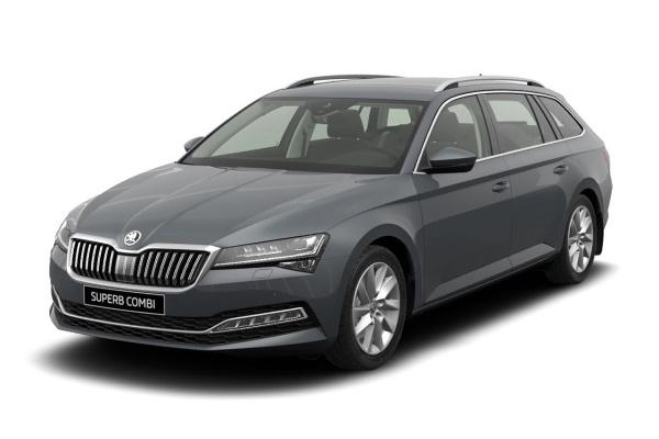 Автомобиль Skoda Superb III B8 (3V) Facelift , год выпуска 2020 - 2022