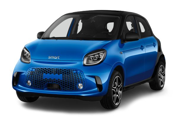 Smart Forfour wheels and tires specs icon