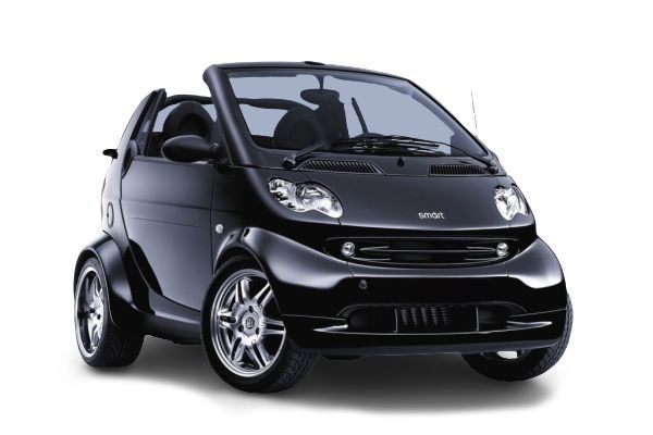 Smart Fortwo wheels and tires specs icon