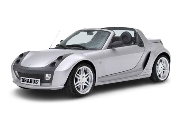 Smart Roadster wheels and tires specs icon
