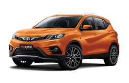 Soueast DX3 wheels and tires specs icon