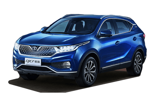 Soueast DX7 Xing Yue wheels and tires specs icon
