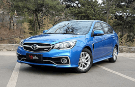 Soueast V5 wheels and tires specs icon