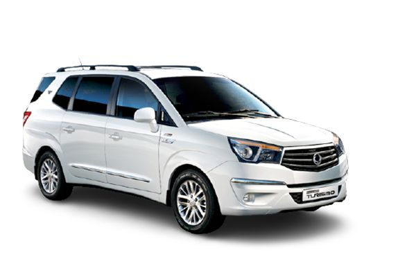 SsangYong Korando Turismo wheels and tires specs icon