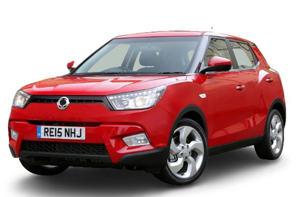 SsangYong LUVi wheels and tires specs icon