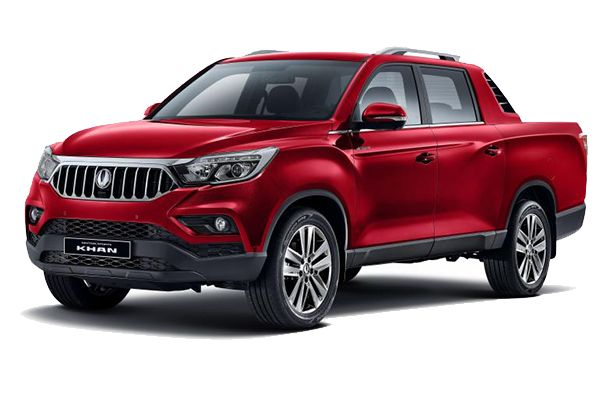 SsangYong Musso Q200 Pickup Double Cab