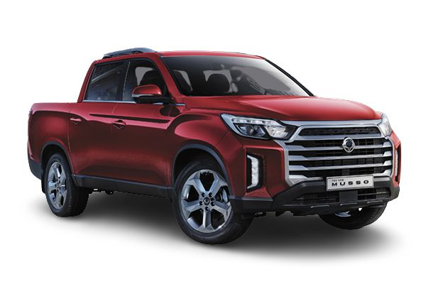 SsangYong Musso Q200 Facelift Pickup Double Cab