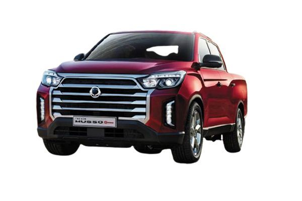 SsangYong Musso Grand Q200 Facelift Pickup