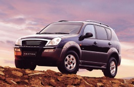 SsangYong Rexton I (Y200) SUV