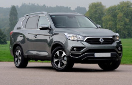SsangYong Rexton IV (Y400) SUV