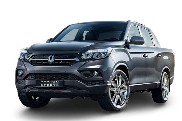 SsangYong Rexton Sports Q200 Pickup Double Cab