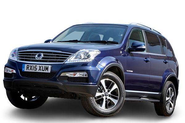 SsangYong Rexton W (Y300) SUV