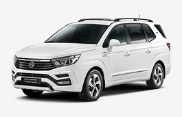 SsangYong Turismo II Facelift MPV