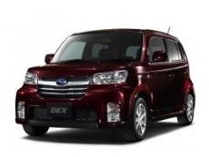 Subaru Dex wheels and tires specs icon