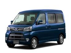 Subaru Dias Wagon wheels and tires specs icon