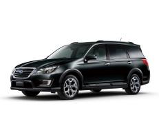 Subaru Exiga Crossover 7 wheels and tires specs icon