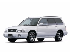 Subaru Forester wheels and tires specs icon