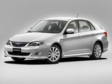 Subaru Impreza Anesis wheels and tires specs icon