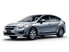 Subaru Impreza Sport wheels and tires specs icon