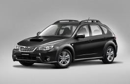 Subaru Impreza XV wheels and tires specs icon