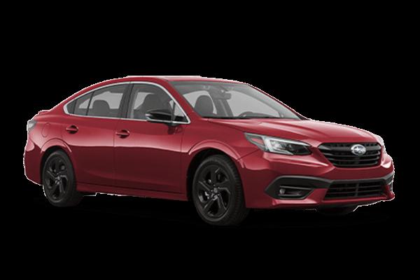 Subaru Legacy wheels and tires specs icon