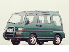 Subaru Libero FA Van