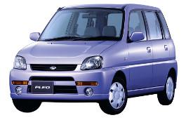 Subaru Pleo RA/RV Restyling MPV