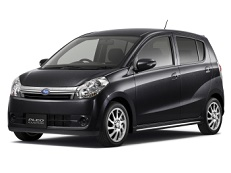 Subaru Pleo Custom L2 Hatchback